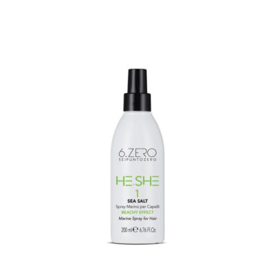He.She Sea Salt | Spray marino per capelli effetto spiaggia