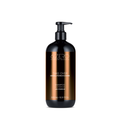 TAKE OVER – ABSOLUTE RICH & SHINE | Shampooing cheveux secs et opaques
