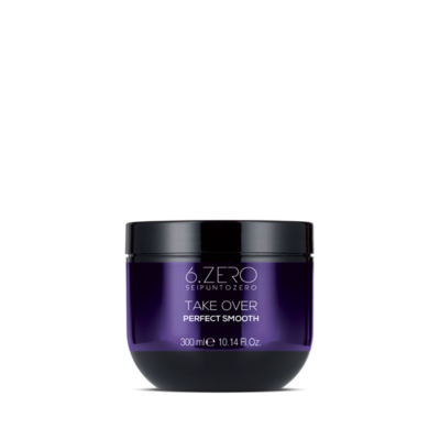 Take Over Perfect Smooth | Mask for straight and unruly hair