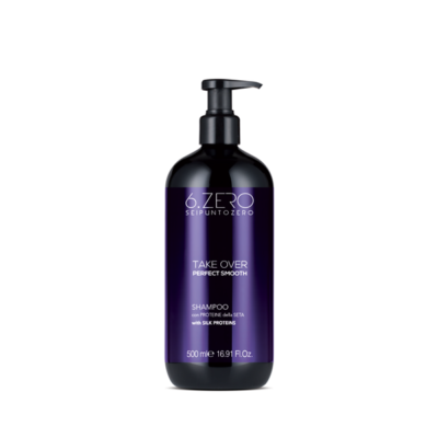 Take Over Perfect Smooth | Shampoo for straight and unruly hair