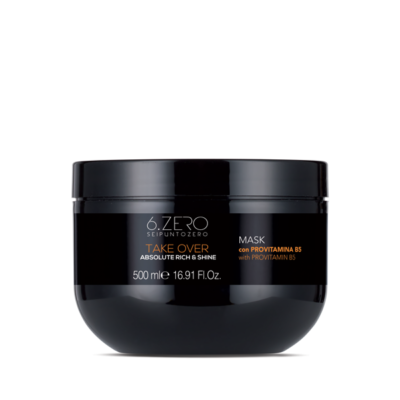 TAKE OVER – ABSOLUTE RICH & SHINE | Masque cheveux secs et opaques