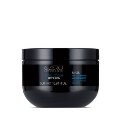 Take Over Define Curl | Maschera per capelli mossi e ricci - 500 ml