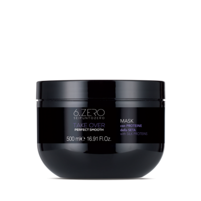 Take Over - Perfect Smooth | Mask for straight and unruly hair