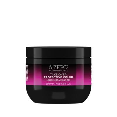 Take Over Protective Color   Maschera per capelli colorati e con mèches - 500 ml