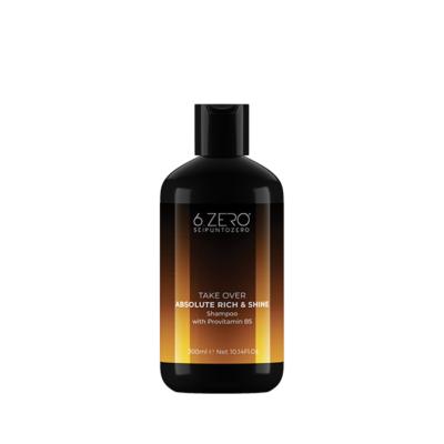 Take Over Absolute Rich & Shine | Shampoo capelli secchi ed opachi
