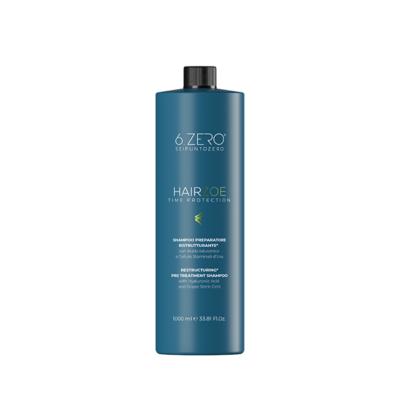 Shampoo preparatore ristrutturante
