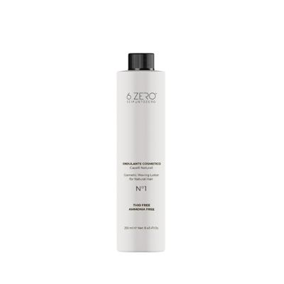 Ondulante cosmetico per capelli naturali